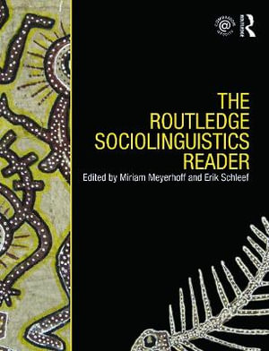 Cover of The Routledge Sociolinguistics Reader