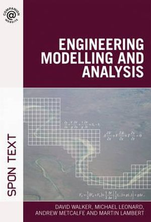 Cover of Engineering Modelling and Analysis