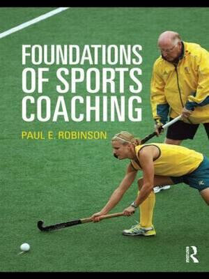 Cover of Foundations of Sports Coaching