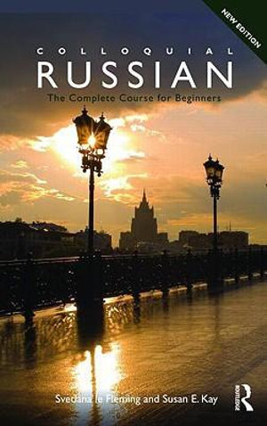 Cover of Colloquial Russian