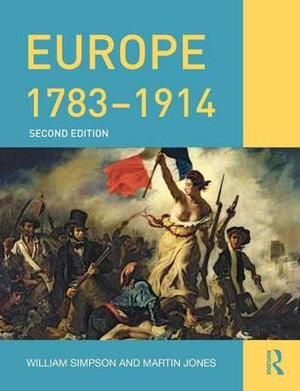 Cover of Europe 1783 1914