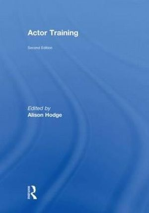 Cover of Actor Training