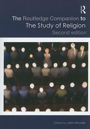 Cover of The Routledge Companion to the Study of Religion