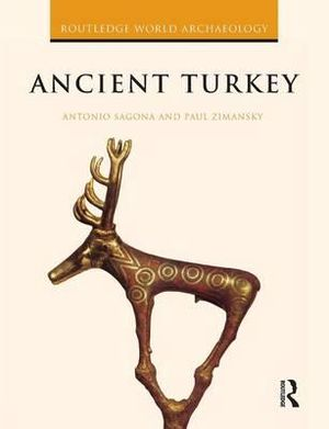 Cover of Ancient Turkey