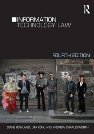 Cover of Information Technology Law