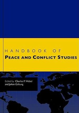 Cover of Handbook of Peace and Conflict Studies