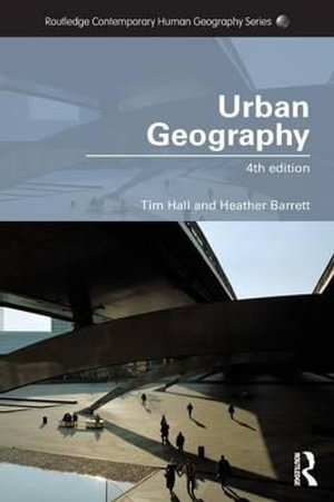 Cover of Urban Geography