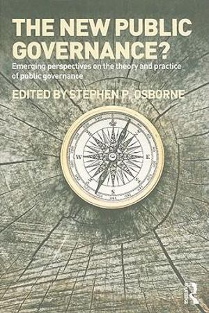 Cover of The New Public Governance?