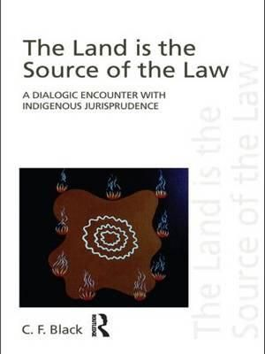 Cover of The Land is the Source of the Law