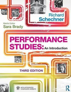 Cover of Performance Studies