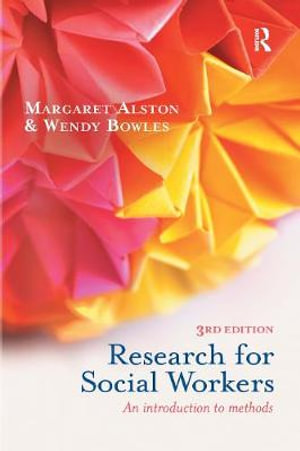 Cover of Research for Social Workers