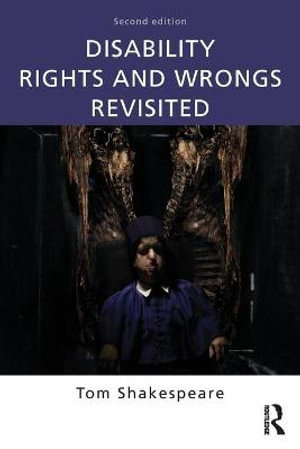 Cover of Disability Rights and Wrongs Revisited