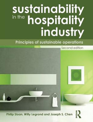 Cover of Sustainability in the Hospitality Industry