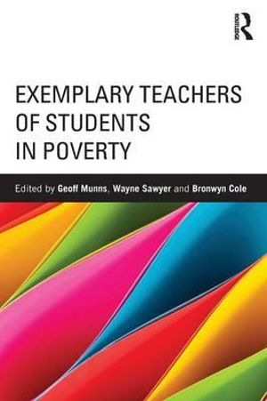 Cover of Exemplary Teachers of Students in Poverty