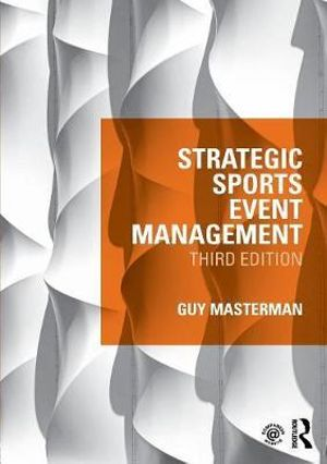 Cover of Strategic Sports Event Management