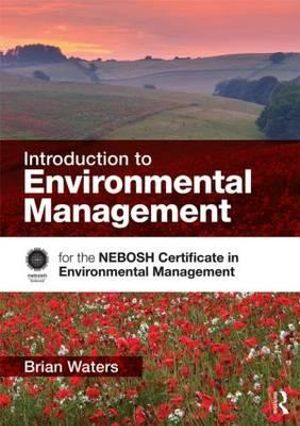 Cover of Introduction to Environmental Management