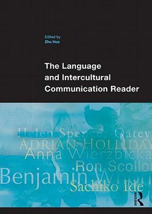 Cover of The Language and Intercultural Communication Reader