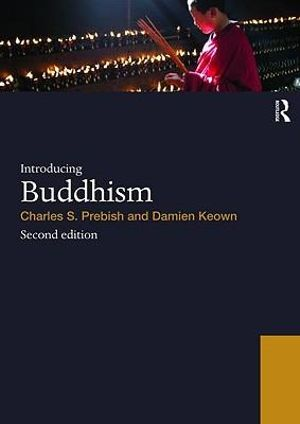 Cover of Introducing Buddhism