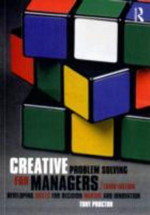 Cover of Creative Problem Solving for Managers