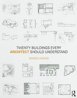 Cover of Twenty Buildings Every Architect Should Understand