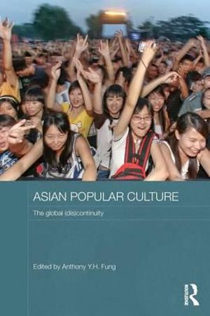 Cover of Asian Popular Culture