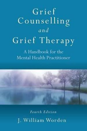 Cover of Grief Counselling and Grief Therapy