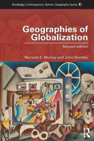 Cover of Geographies of Globalization