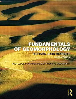 Cover of Fundamentals of Geomorphology