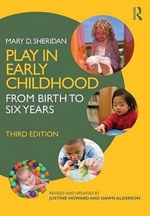 Cover of Play in Early Childhood