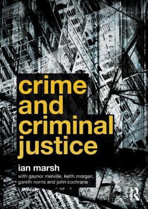 Cover of Crime and Criminal Justice