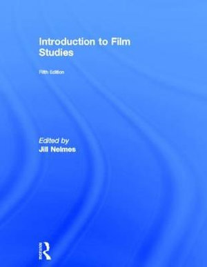 Cover of Introduction to Film Studies