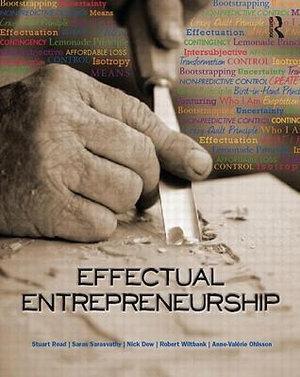Cover of Effectual Entrepreneurship