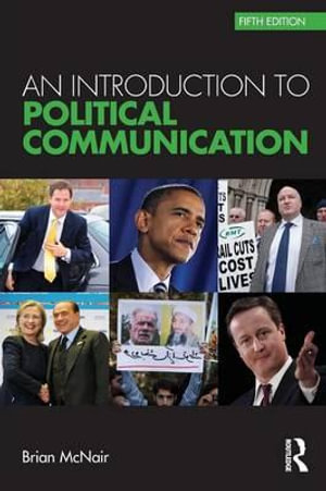 Cover of An Introduction to Political Communication