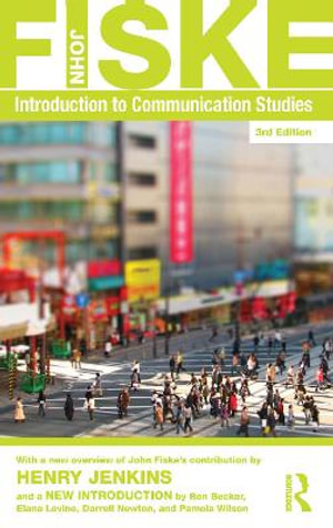 Cover of Introduction to Communication Studies