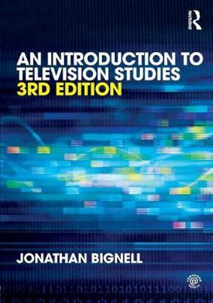 Cover of An Introduction to Television Studies