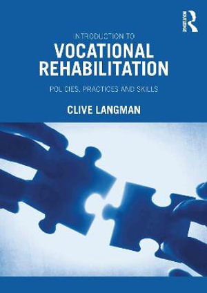Cover of Introduction to Vocational Rehabilitation