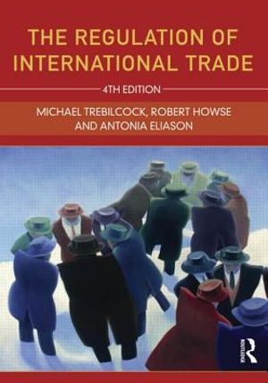 Cover of The Regulation of International Trade
