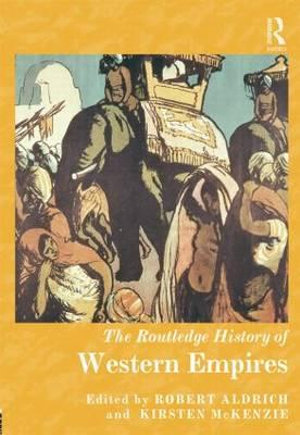 Cover of The Routledge History of Western Empires