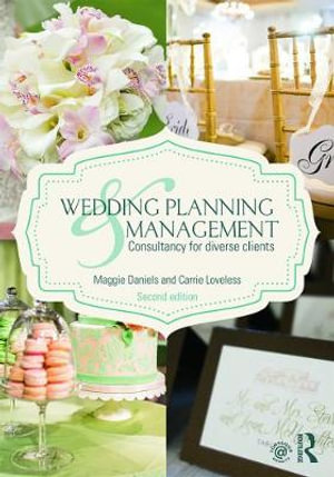Cover of Wedding Planning and Management
