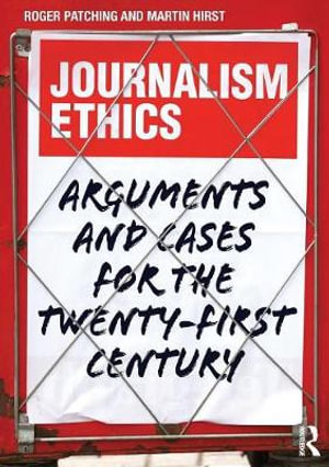 Cover of Journalism Ethics