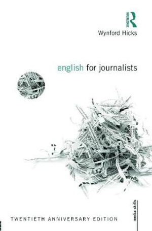Cover of English for Journalists