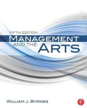 Cover of Management and the Arts