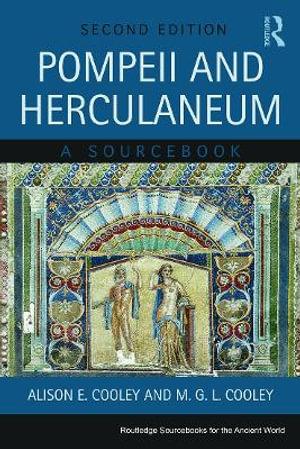 Cover of Pompeii and Herculaneum