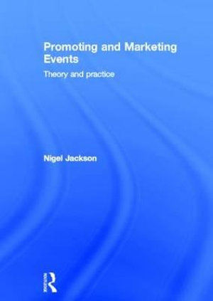 Cover of Promoting and Marketing Events