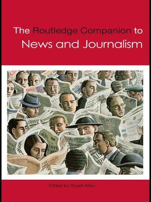 Cover of The Routledge Companion to News and Journalism