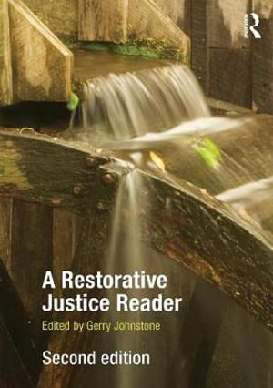Cover of A Restorative Justice Reader