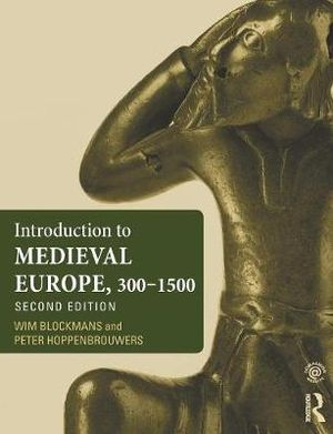 Cover of Introduction to Medieval Europe 300-1500
