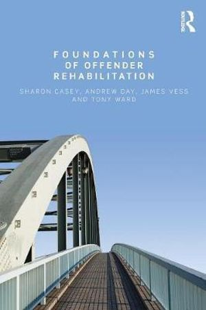 Cover of Foundations of Offender Rehabilitation