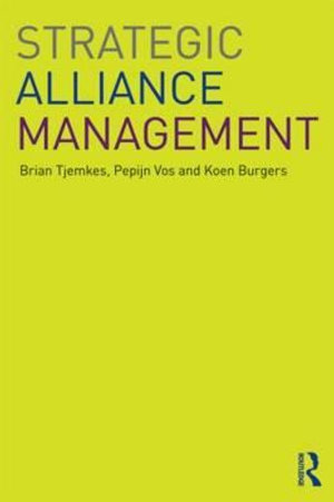 Cover of Strategic Alliance Management