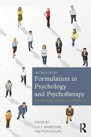 Cover of Formulation in Psychology and Psychotherapy